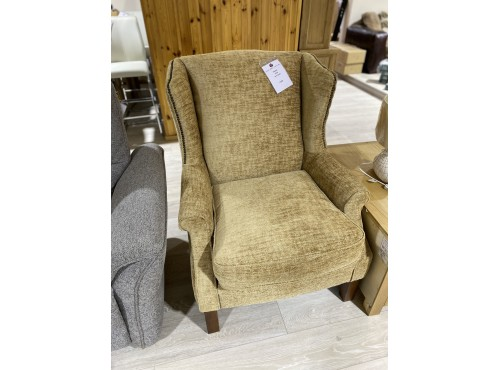 Hughie Doyle Furniture ¦ Gorey ¦ Carlow ¦ Wexford ¦ Hepher Gold Arm Chair