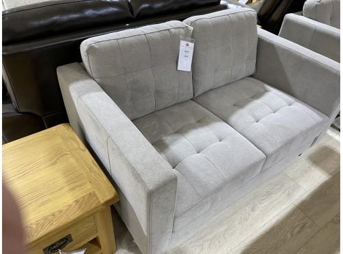 Hughie Doyle Furniture ¦ Gorey ¦ U501PB 2 Seater Silver