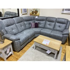 Montana Corner Sofa Grey