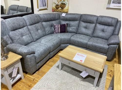 Hughie Doyle Furniture ¦ Gorey ¦ Montana Corner Sofa Grey