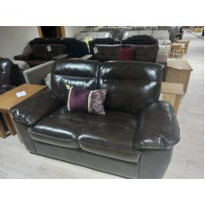 Cindy Leather 2 Seater