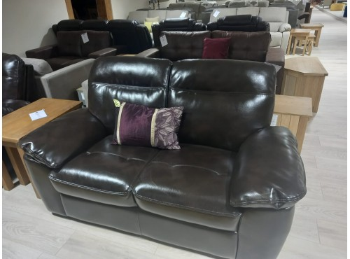 Hughie Doyle Furniture ¦ Gorey ¦ Carlow ¦ Wexford ¦ Cindy Leather 2 Seater 2 Seater
