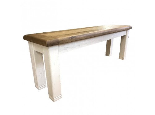 Hughie Doyle Furniture ¦ Gorey ¦ Carlow ¦ Wexford ¦Danube Weathered Oak Bench