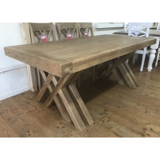 Cologne Fixed Top Dining Table