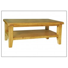 Yes Rectangular Traditional Coffee Table