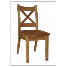 Yes Single Cross Dining Chair