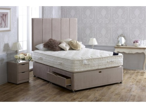 Hughie Doyle Furniture ¦ Gorey ¦ Carlow ¦ Wexford ¦ Luxury Fabric Base Divan Sets