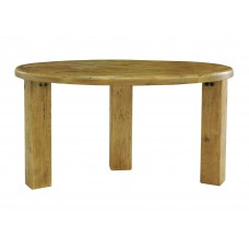 Danube Weathered Round Small Table