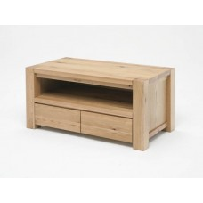 Linc solid oak TV Cabinet