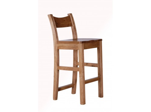 Hughie Doyle Furniture ¦ Gorey ¦ Carlow ¦ Wexford ¦ Provence bar stool timber seat Dining Furniture