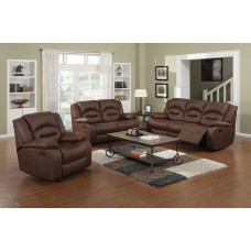 Nove 302  3 Seater  Recliner