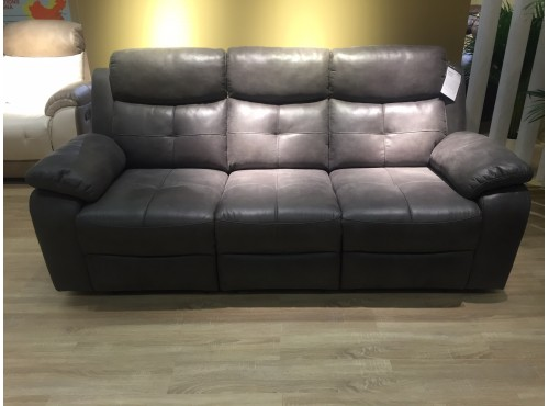 Hughie Doyle Furniture ¦ Gorey ¦ Carlow ¦ Wexford ¦ Caro Leather 3 Seater sofa 3 Seater