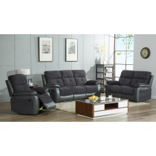 Kinsale Grey 3-2-1 Piece Sofa