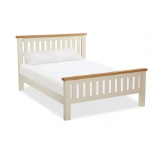 Suff Slatted 6ft Bed