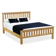 Trin Double 4'6ft Bed